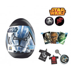 OEUF SURPRISE STARS WARS