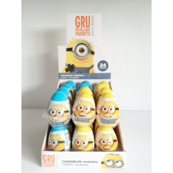 OEUF SURPRISE MINIONS