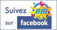 Retrouvez BBI Kermesse sur Facebook