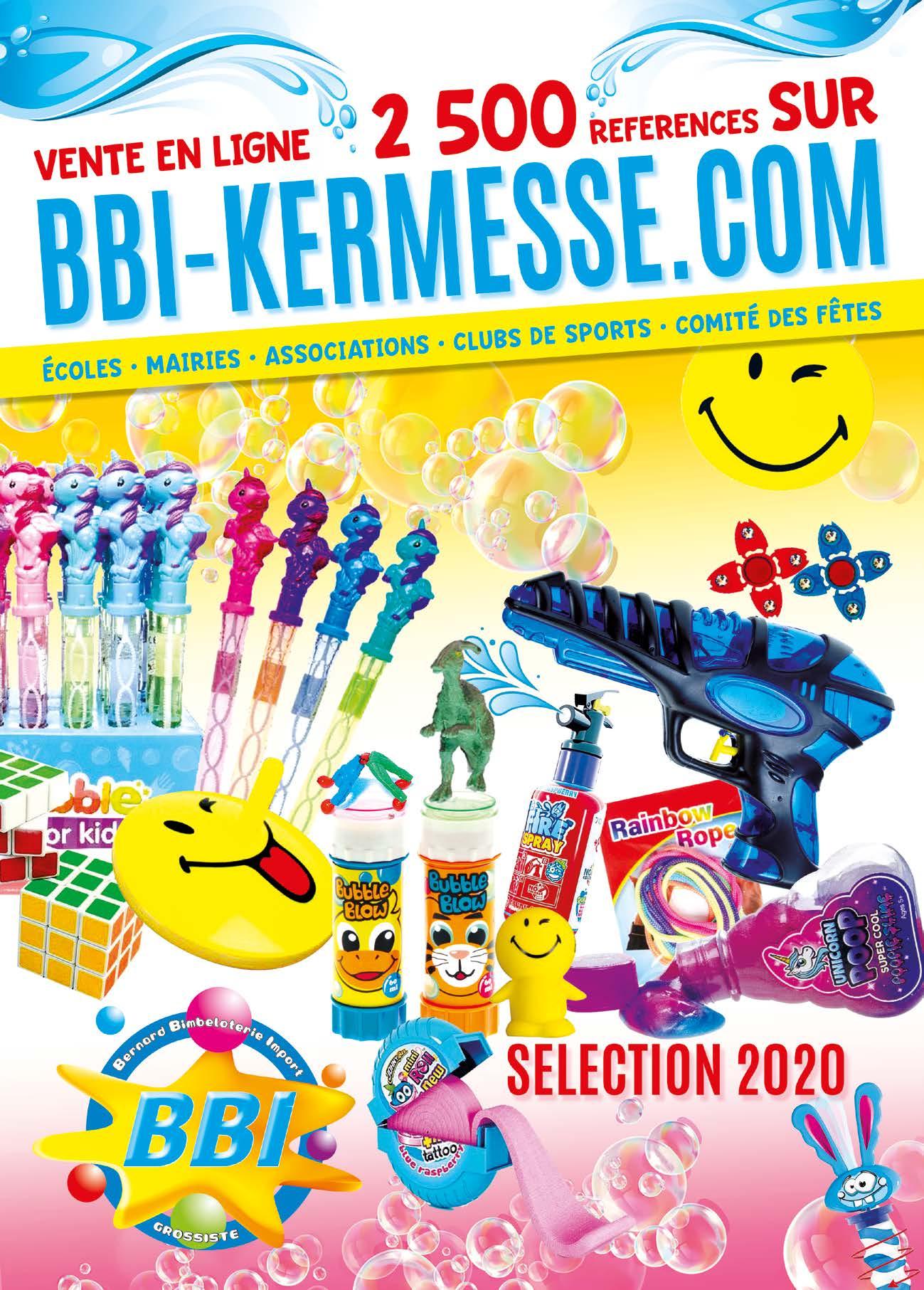 BBI - Jouets pour kermesses