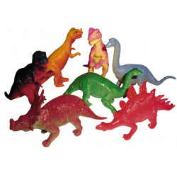 0108 - DINOSAURES A COLLECTIONNER