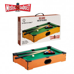 JEU DE TABLE DE BILLARD