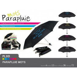 PARAPLUIE MESSAGE