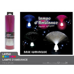 LAMPE D'AMBIANCE AVEC...