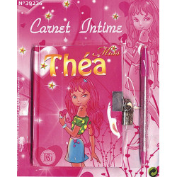 0705 - CARNET SECRET MISS THEA