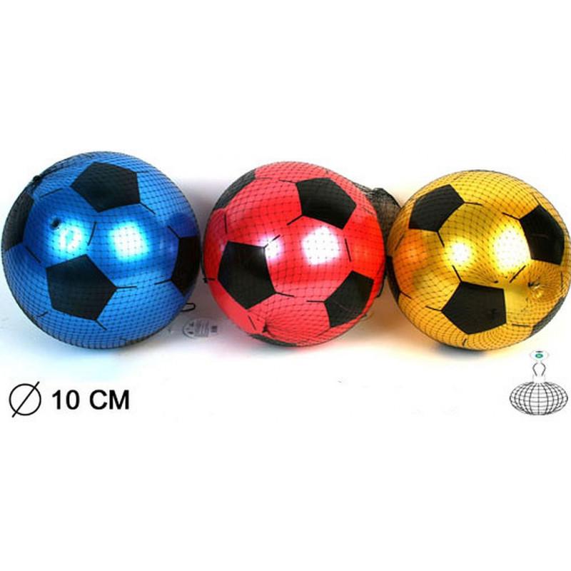 ballon de foot gonflable diametre 10 cm vente de lots kermesses pour vos kermesses f tes. Black Bedroom Furniture Sets. Home Design Ideas