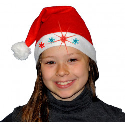 BONNET DE NOEL ENFANT MULTI...