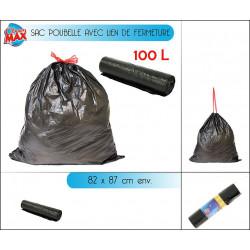 ROULEAU DE 10 SACS POUBELLE...