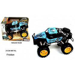 BUGGY 21CM METAL FRICTION