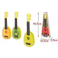 GUITARE FRUITS 40.5 CM