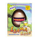 OEUF GROSSISSANT LAMA