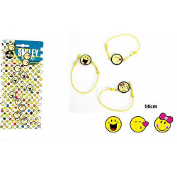 BRACELET CORDON SMILEY