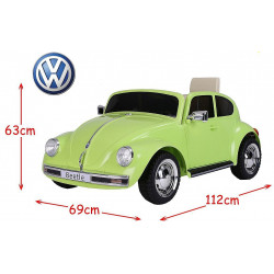 VW BEETLE PORTEUR VERTE...