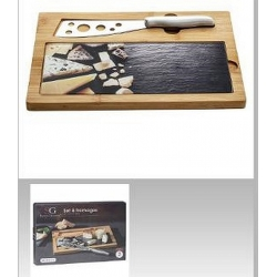 COFFRET A FROMAGE BAMBOU
