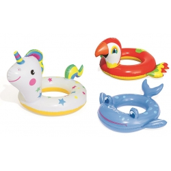 BOUEES TETES ANIMAUX 3-6 ANS