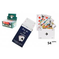 JEU 54 CARTES