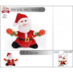 Père Noël Maracas automate...