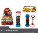 BULLES DE SAVON SPIDERMAN