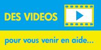 Aide en vidéo