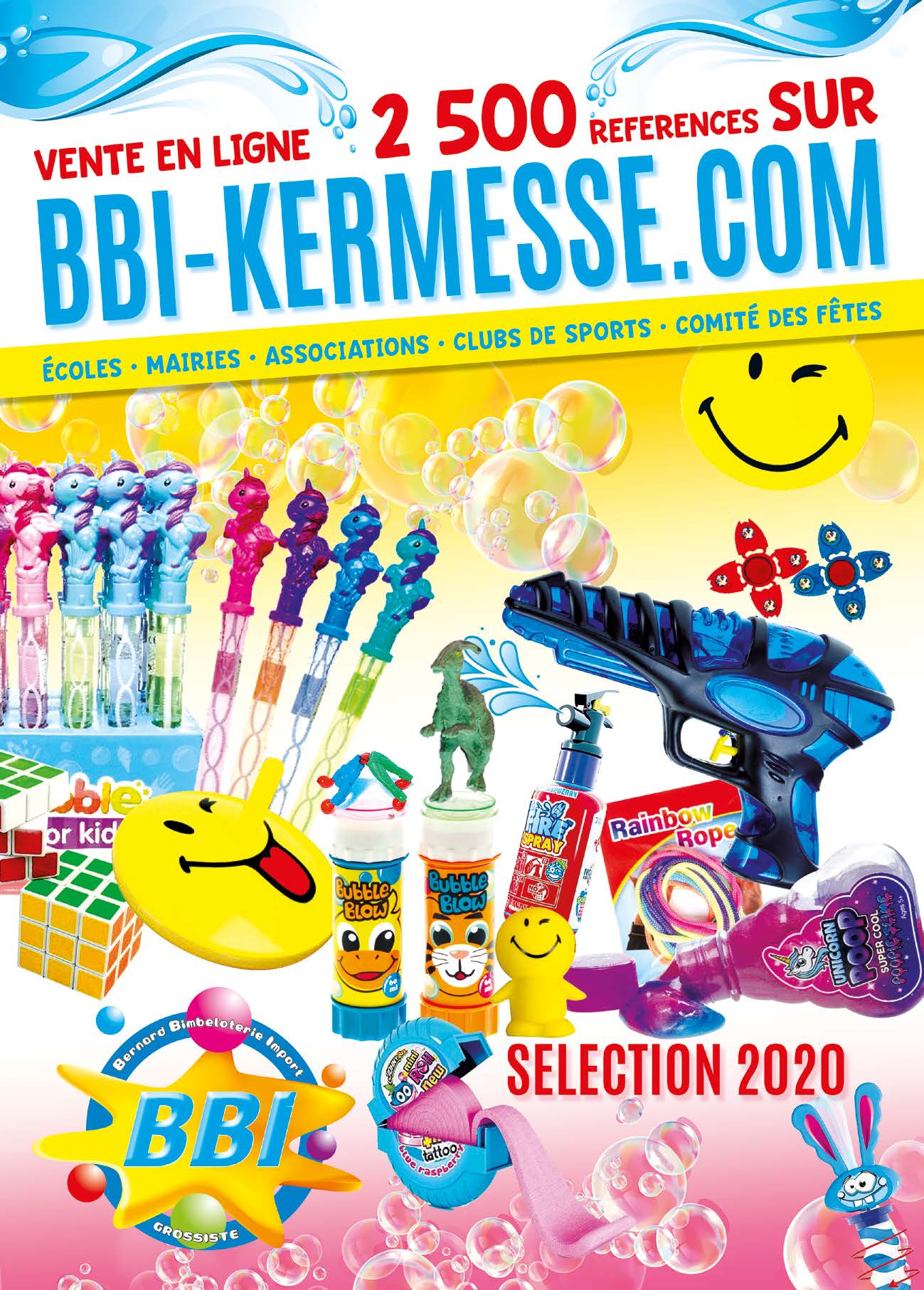 BBI - Jouets pour kermesse